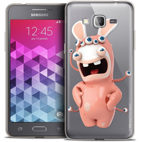 Coque Galaxy Grand Prime Extra Fine Lapins Crétins™ - Extraterrestre