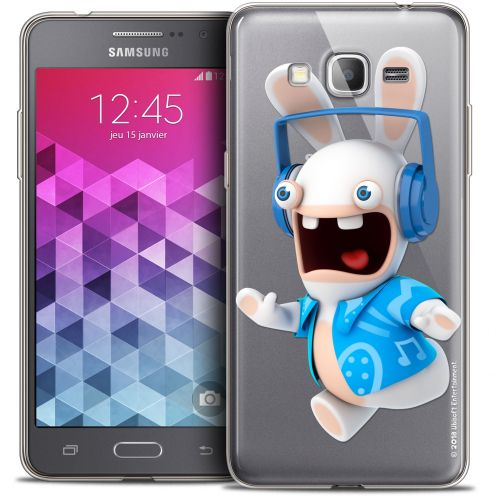 Coque Galaxy Grand Prime Extra Fine Lapins Crétins™ - Techno Lapin