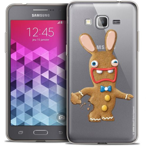 Coque Galaxy Grand Prime Extra Fine Lapins Crétins™ - Cookie