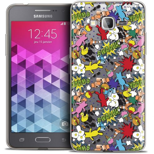 Coque Galaxy Grand Prime Extra Fine Lapins Crétins™ - Bwaaah Pattern