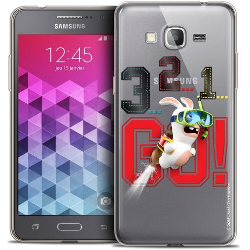 Coque Galaxy Grand Prime Extra Fine Lapins Crétins™ - 321 Go !