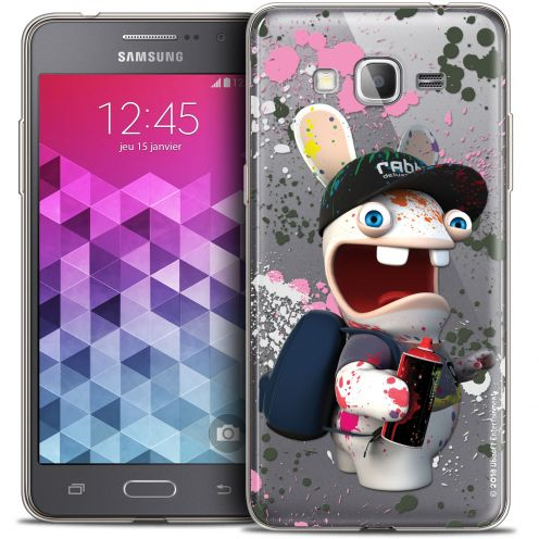 Coque Galaxy Grand Prime Extra Fine Lapins Crétins™ - Painter