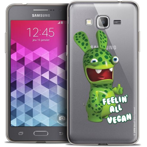 Coque Galaxy Grand Prime Extra Fine Lapins Crétins™ - Vegan