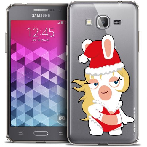 Coque Galaxy Grand Prime Extra Fine Lapins Crétins™ - Lapin Danseuse