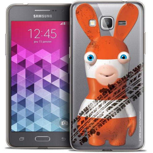 Coque Galaxy Grand Prime Extra Fine Lapins Crétins™ - On the Road