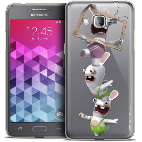 Coque Galaxy Grand Prime Extra Fine Lapins Crétins™ - TV Sport