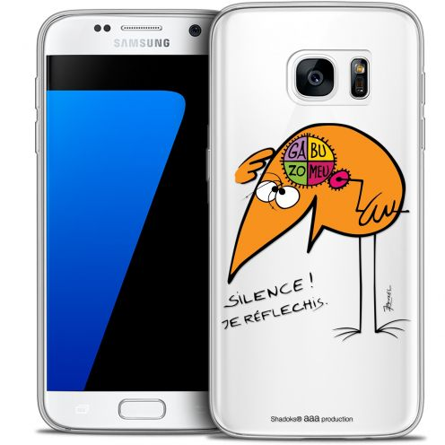 Coque Galaxy S7 Extra Fine Les Shadoks® - Silence !