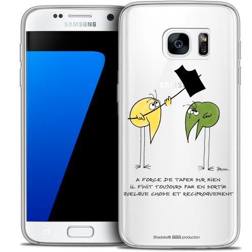 Coque Galaxy S7 Extra Fine Les Shadoks® - A Force