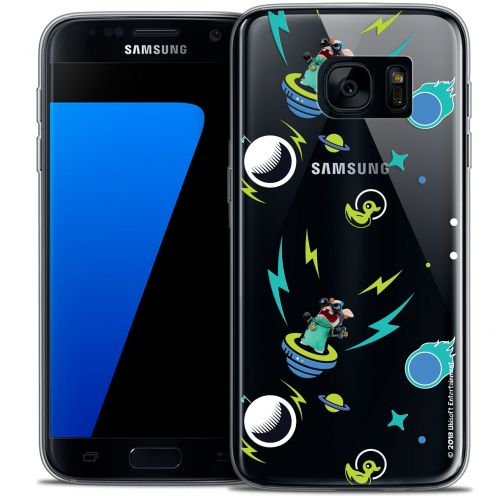 Coque Galaxy S7 Extra Fine Lapins Crétins™ - Space 1