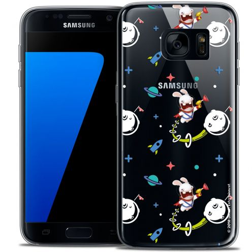 Coque Galaxy S7 Extra Fine Lapins Crétins™ - Space 2