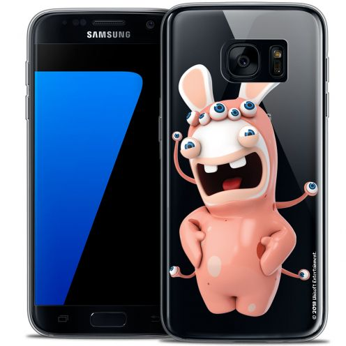Coque Galaxy S7 Extra Fine Lapins Crétins™ - Extraterrestre