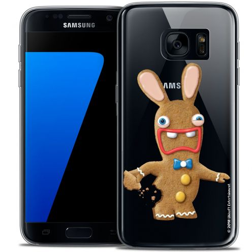 Coque Galaxy S7 Extra Fine Lapins Crétins™ - Cookie