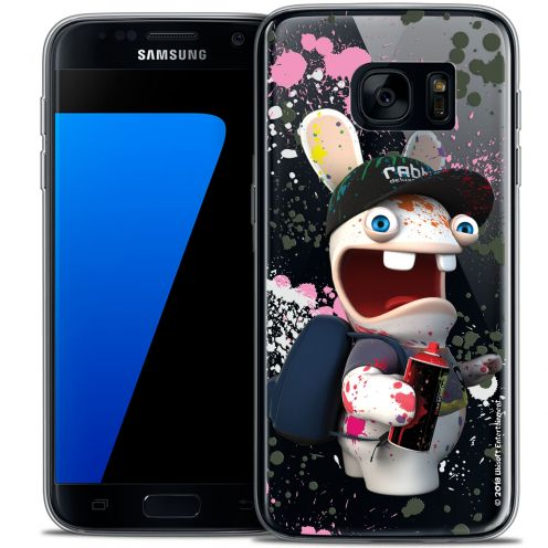 Coque Galaxy S7 Extra Fine Lapins Crétins™ - Painter