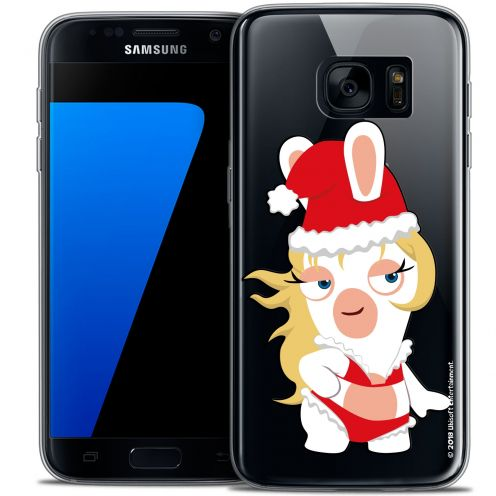 Coque Galaxy S7 Extra Fine Lapins Crétins™ - Lapin Danseuse