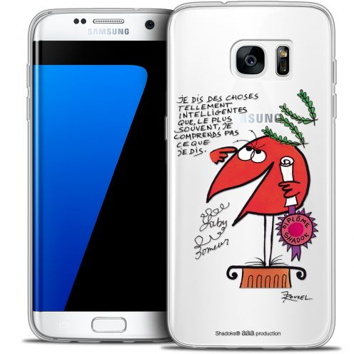 Coque Galaxy S7 Edge Extra Fine Les Shadoks® - Intelligent