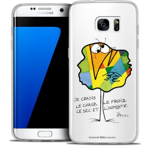 Coque Galaxy S7 Edge Extra Fine Les Shadoks® - Chaud ou Froid