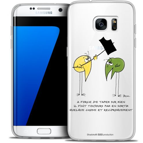 Coque Galaxy S7 Edge Extra Fine Les Shadoks® - A Force
