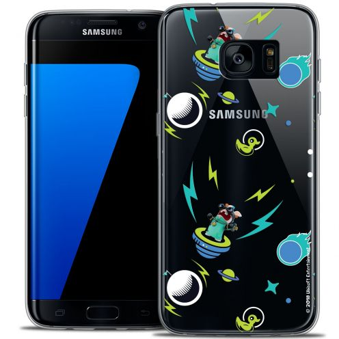 Coque Galaxy S7 Edge Extra Fine Lapins Crétins™ - Space 1
