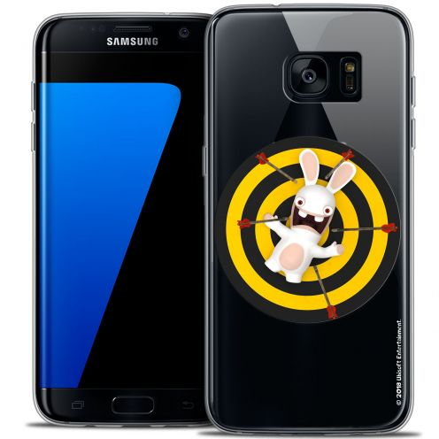 Coque Galaxy S7 Edge Extra Fine Lapins Crétins™ - Target