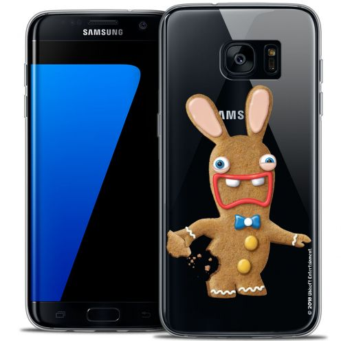 Coque Galaxy S7 Edge Extra Fine Lapins Crétins™ - Cookie