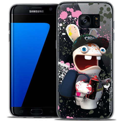 Coque Galaxy S7 Edge Extra Fine Lapins Crétins™ - Painter
