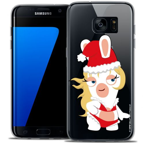 Coque Galaxy S7 Edge Extra Fine Lapins Crétins™ - Lapin Danseuse