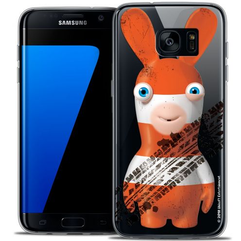 Coque Galaxy S7 Edge Extra Fine Lapins Crétins™ - On the Road