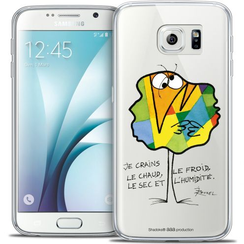 Coque Galaxy S6 Extra Fine Les Shadoks® - Chaud ou Froid
