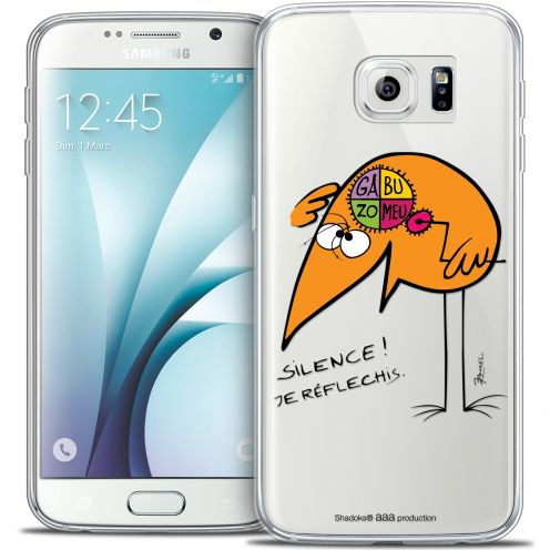 Coque Galaxy S6 Extra Fine Les Shadoks® - Silence !