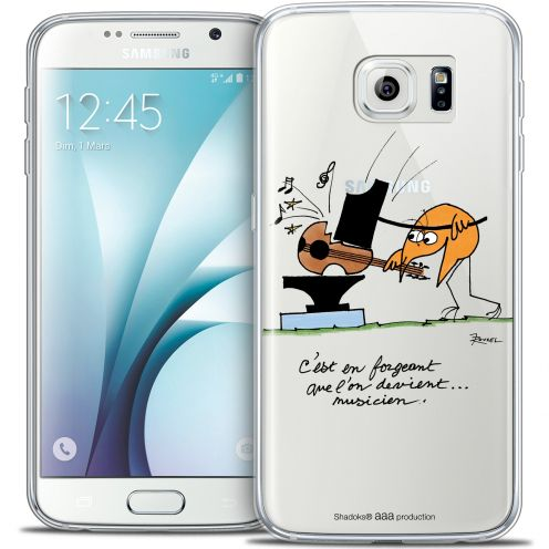 Coque Galaxy S6 Extra Fine Les Shadoks® - Musicien