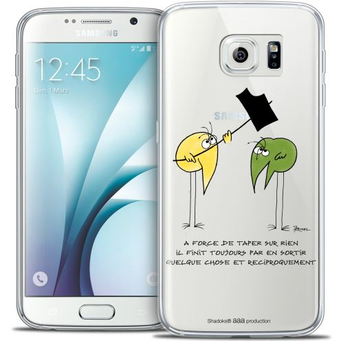 Coque Galaxy S6 Extra Fine Les Shadoks® - A Force