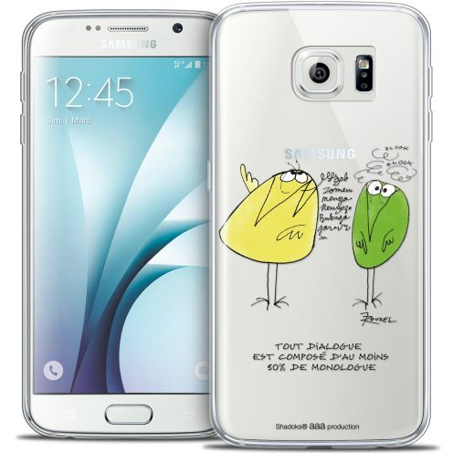 Coque Galaxy S6 Extra Fine Les Shadoks® - Le Dialogue