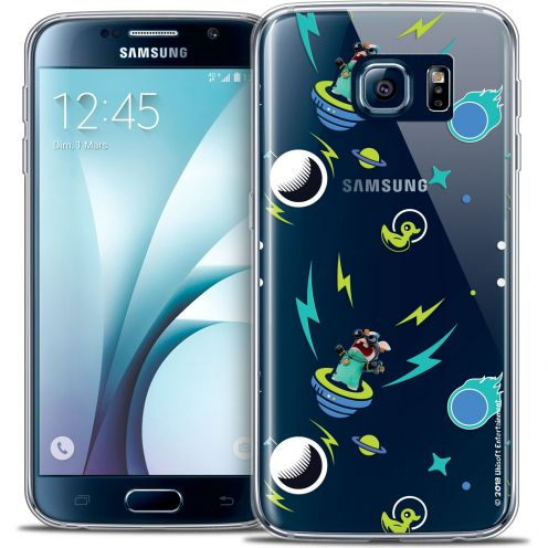 Coque Galaxy S6 Extra Fine Lapins Crétins™ - Space 1