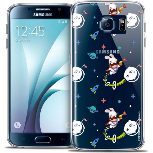 Coque Galaxy S6 Extra Fine Lapins Crétins™ - Space 2