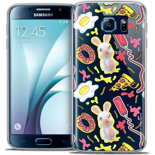 Coque Galaxy S6 Extra Fine Lapins Crétins™ - Egg Pattern