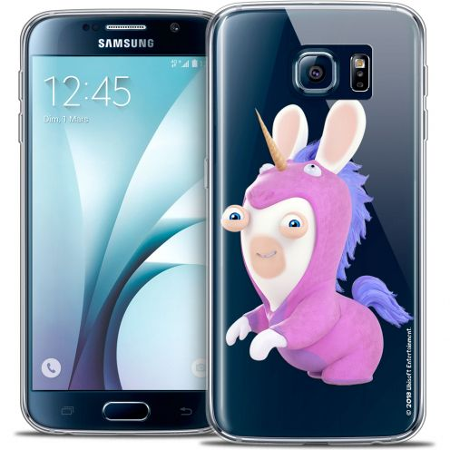 Coque Galaxy S6 Extra Fine Lapins Crétins™ - Licorne