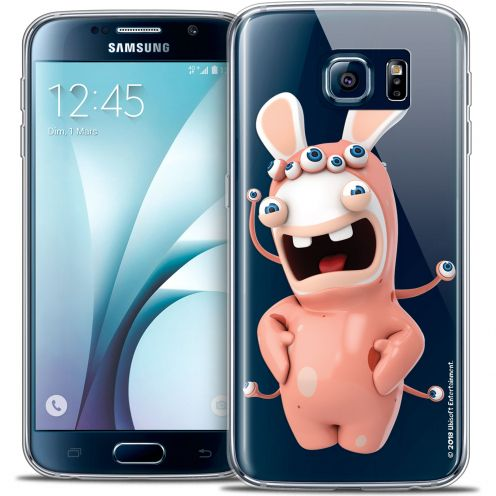 Coque Galaxy S6 Extra Fine Lapins Crétins™ - Extraterrestre