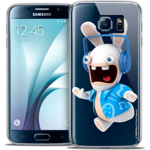 Coque Galaxy S6 Extra Fine Lapins Crétins™ - Techno Lapin