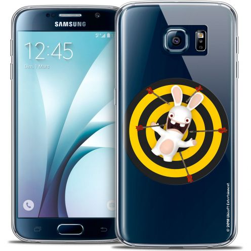 Coque Galaxy S6 Extra Fine Lapins Crétins™ - Target