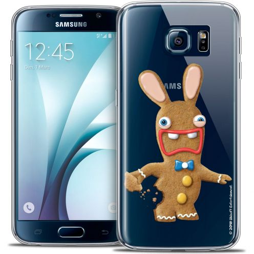 Coque Galaxy S6 Extra Fine Lapins Crétins™ - Cookie