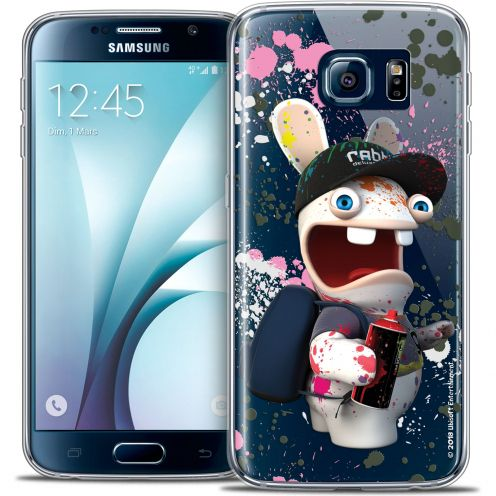 Coque Galaxy S6 Extra Fine Lapins Crétins™ - Painter