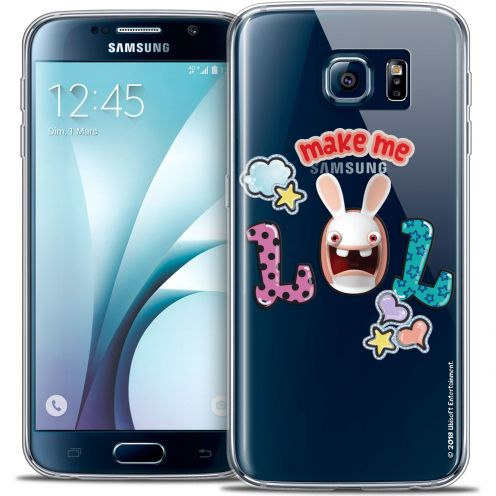 Coque Galaxy S6 Extra Fine Lapins Crétins™ - LOL