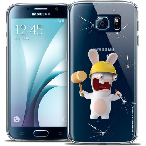 Coque Galaxy S6 Extra Fine Lapins Crétins™ - Breaker