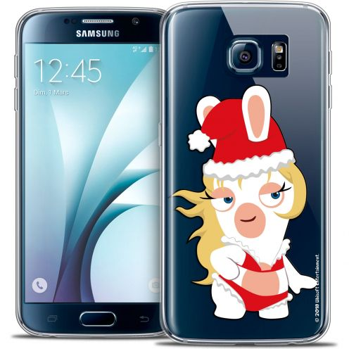 Coque Galaxy S6 Extra Fine Lapins Crétins™ - Lapin Danseuse