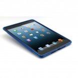 Visuel unique de Coque iPad Mini Tpu Basics S-Line Bleu