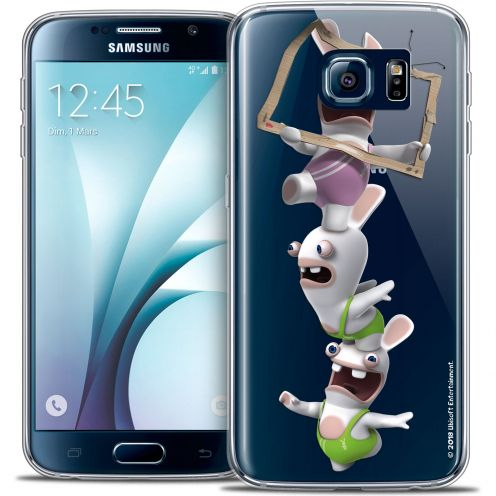 Coque Galaxy S6 Extra Fine Lapins Crétins™ - TV Sport