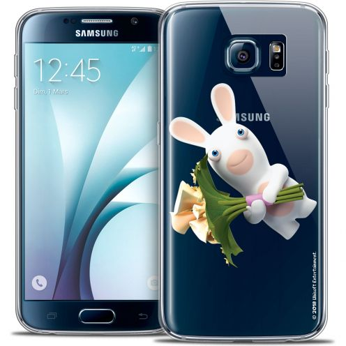 Coque Galaxy S6 Extra Fine Lapins Crétins™ - Bouquet Crétin