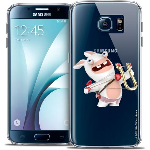 Coque Galaxy S6 Extra Fine Lapins Crétins™ - Cupidon Crétin