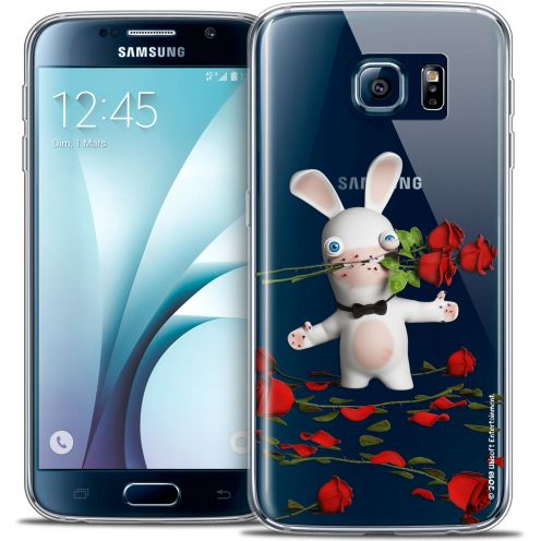 Coque Galaxy S6 Extra Fine Lapins Crétins™ - Gentleman Crétin