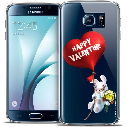 Coque Galaxy S6 Extra Fine Lapins Crétins™ - Valentin Crétin